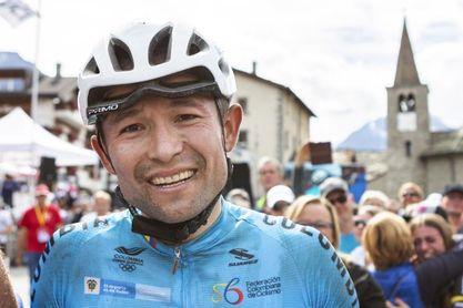 El colombiano Héctor Leonardo Páez se exhibe y gana el Mundial de maratón