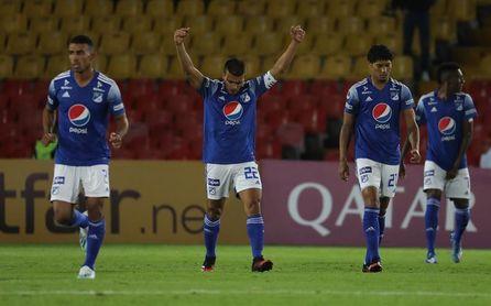 Millonarios apaga la fiesta del Junior y se lleva un punto de Barranquilla
