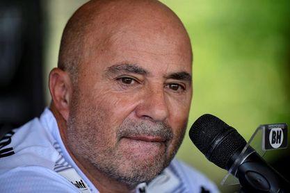 El Mineiro, de Sampaoli, empata en casa y se aleja del liderato del fútbol en Brasil