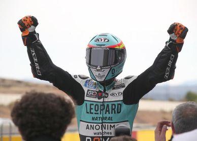 Segunda victoria consecutiva de Masiá y la 800 de Honda