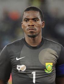 Cinco detenidos por la muerte del portero de la selección sudafricana en 2014
