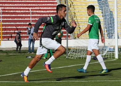 El centrocampista Jhasmani Campos se despide de la selección de Bolivia