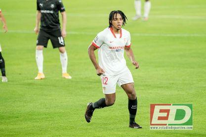 """Koundé: """"No me gustó cómo acabamos, debimos seguir buscando el segundo gol"""""""