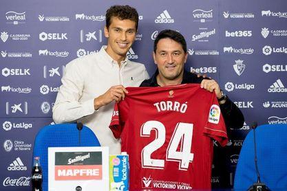 Lucas Torró se exprime para llegar al duelo ante el Atlético