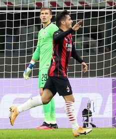 Brahim Díaz encarrila la segunda victoria del Milán