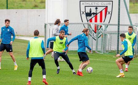 Octavo positivo en COVID-19 en el Athletic, próximo rival del Sevilla