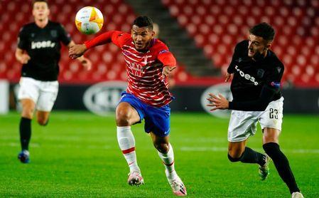 0-0: El PAOK frena a un Granada que da por bueno el empate
