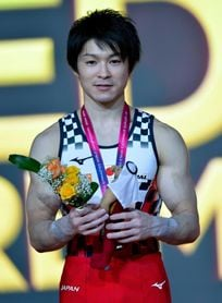 Kohei Uchimura, con coronavirus, ausente del torneo internacional de Tokio