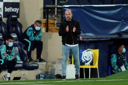 """Paco López cree que Melero López """"habrá reflexionado"""" tras el polémico gol anulado"""