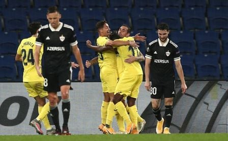 El Villarreal ha completado su mejor arranque histórico en la Liga Europa
