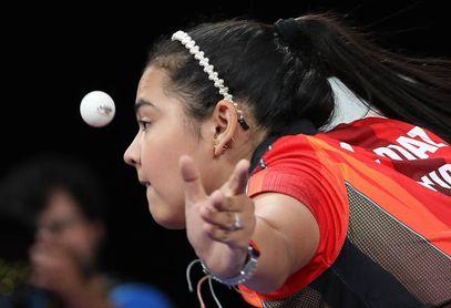 Adriana Díaz cumple 20 años en China con el tenis de mesa
