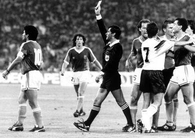 """Codesal, """"enemigo"""" de Maradona, haría todo igual como en final de Italia'90"""
