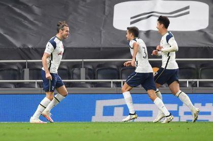 Bale da el triunfo al Tottenham