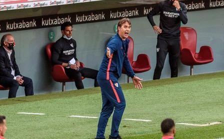 Suso, Sergi Gómez e Idrissi siguen al margen del grupo