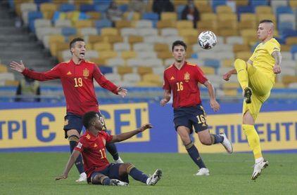 Rodrigo Moreno, positivo en covid, se perderá los partidos con la selección