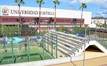 Las instalaciones deportivas de la US siguen abiertas.