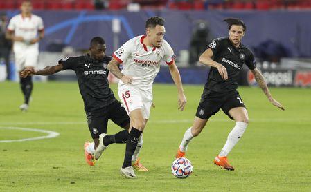 Sevilla FC-Krasnodar: Horario, televisión y dónde seguir online