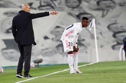 Zidane no da tregua a su plantilla