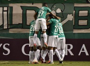 1-2 (5-4). Deportivo Cali sufre, pero elimina por penaltis a Millonarios