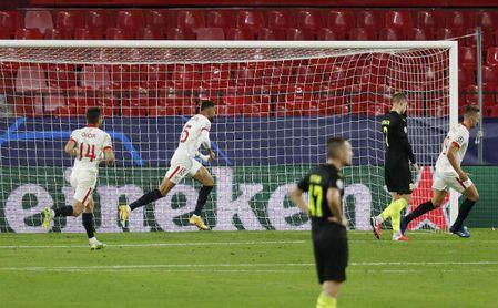 Las cuentas del Sevilla FC para certificar su pase a octavos de la Champions