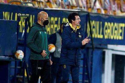 4-0. El Villarreal no da opción a un Maccabi inferior