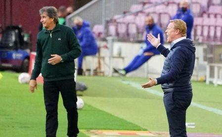 """Pellegrini: """"No puede haber dos árbitros; si el de campo no señala algo..."""""""