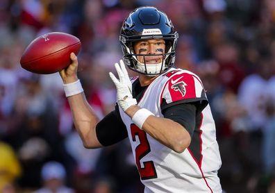 34-27. Ryan y los Falcons impiden la remontada de los Broncos