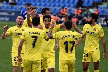 El Villarreal salió en Getafe con 11 españoles, 6 de la Comunitat Valenciana