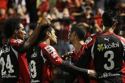 Alajuelense afianza su liderato y Saprissa se mete en la pelea por el fútbol en Costa Rica