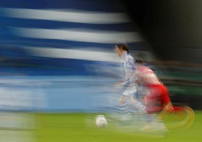 El Granada sólo tiene dos futbolistas disponibles para entrenar