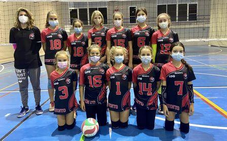 El CD Quintos 2011 y su pasión por el voleibol.