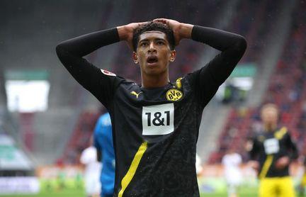 Inglaterra convoca al joven Jude Bellingham, del Dortmund