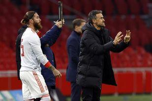 Ramos alcanza a Buffon