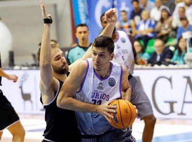 Huskic se marcha cedido al Bilbao Basket