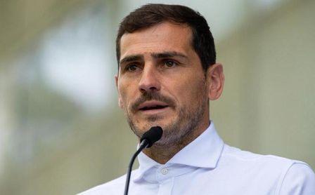 """Casillas, sobre su infarto: """"Mi vida cambió, volví a nacer"""""""