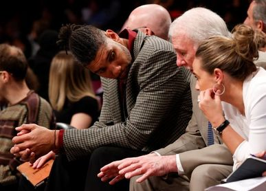 Duncan dejará el puesto de entrenador asistente de los Spurs