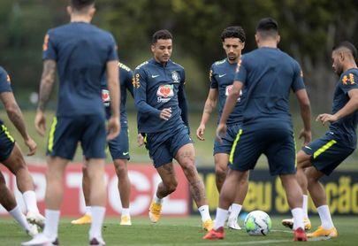 Brasil desconvoca a Neymar por no estar recuperado a tiempo de una lesión