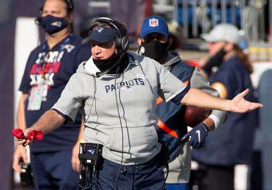 Entrenador de Patriots, con marca de 3-5, dice que el equipo es exitoso