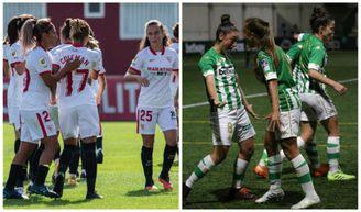 Los partidos aplazados de Sevilla FC y Betis en la Primera femenina ya tienen fecha