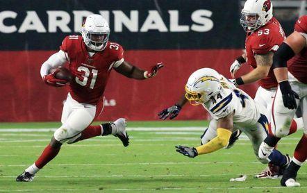 Johnson, de los Texans de Houston, a la lista de lesionados por conmoción