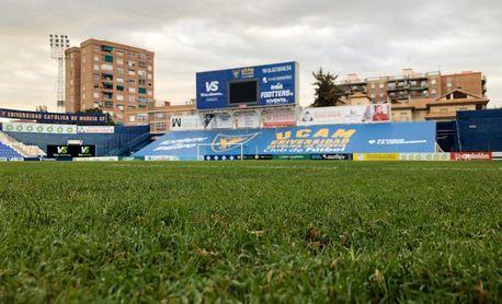 El UCAM no descarta que haya público en La Condomina ante el Betis