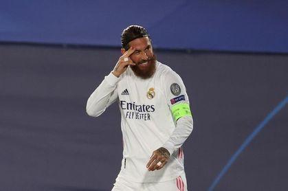 """Tebas: """"Creo que Sergio Ramos seguirá en el Real Madrid"""""""