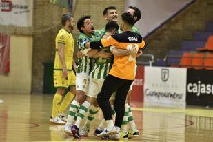 (3-7) El Betis Futsal remonta ante el Jaén Paraíso Interior en un gran final