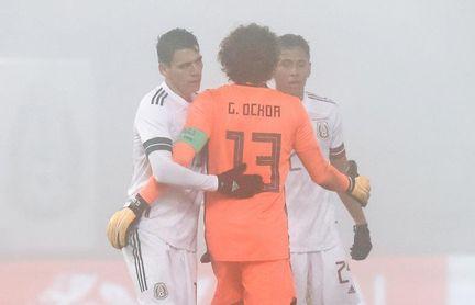 0-2. México derrota a Japón y cierra el año invicta