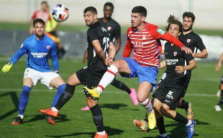 El primer triunfo se le continúa resistiendo al Sevilla Atlético.