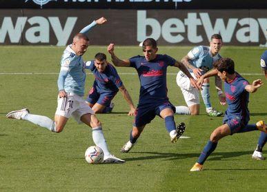 Torreira, positivo por COVID-19, otra baja del Atlético contra el Barcelona