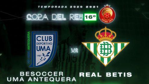 El Betis Futsal ya conoce su primer rival en la Copa del Rey.