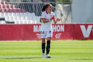 La sevillista Natalia Gaitán sufre una grave lesión en su rodilla izquierda