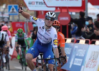 El irlandés Sam Bennett mejor esprinter del año para cyclingnews