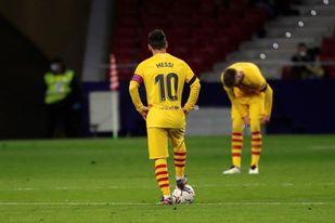 1-0. Carrasco hiere al Barça